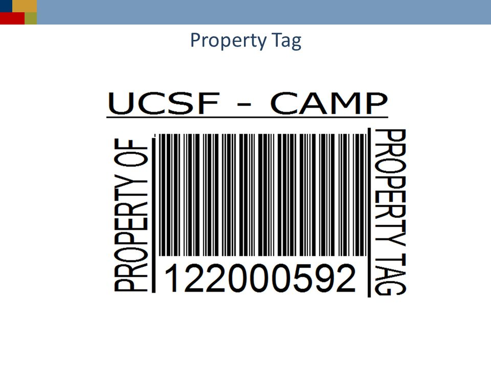 Property Tag