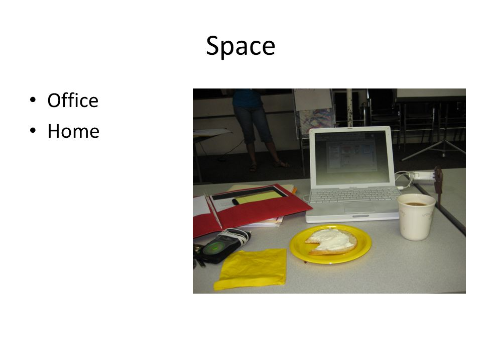 Space Office Home