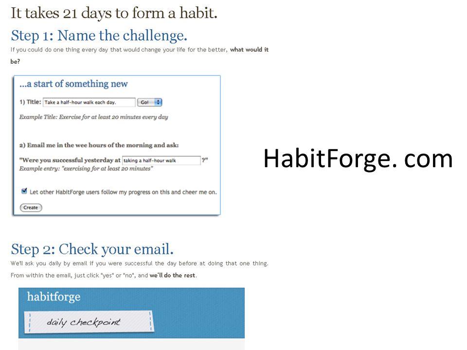 HabitForge. com