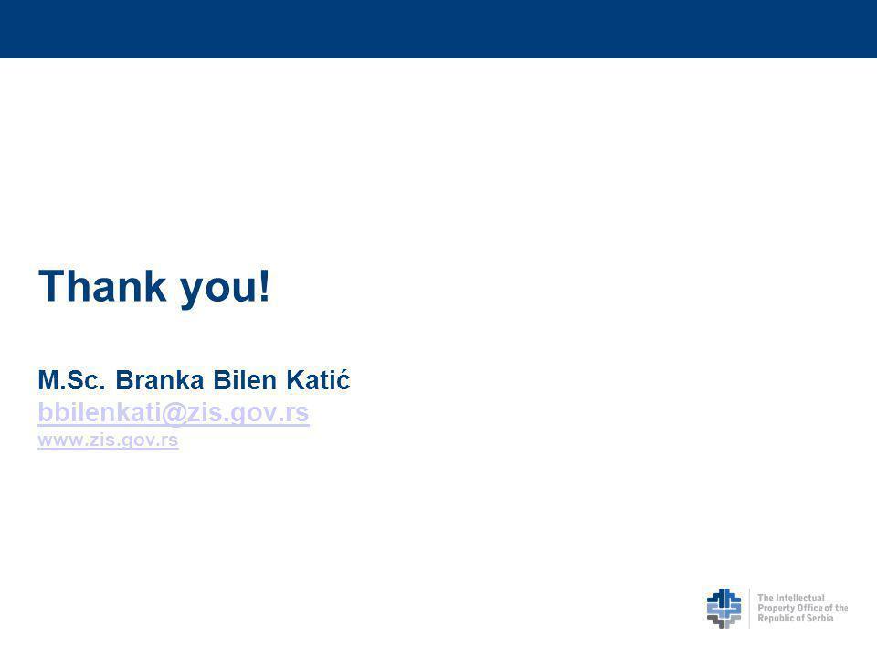 Thank you. M.Sc.