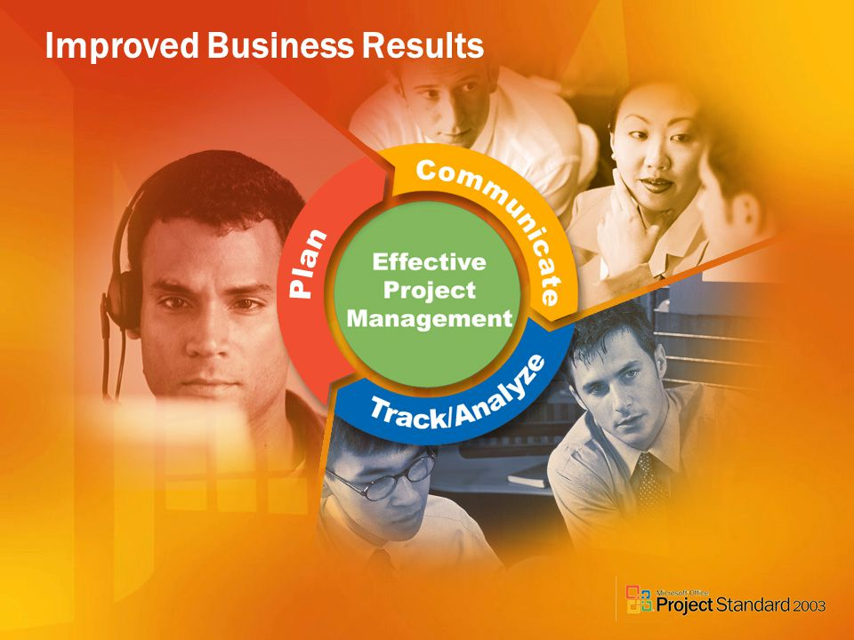 Improved Business Results