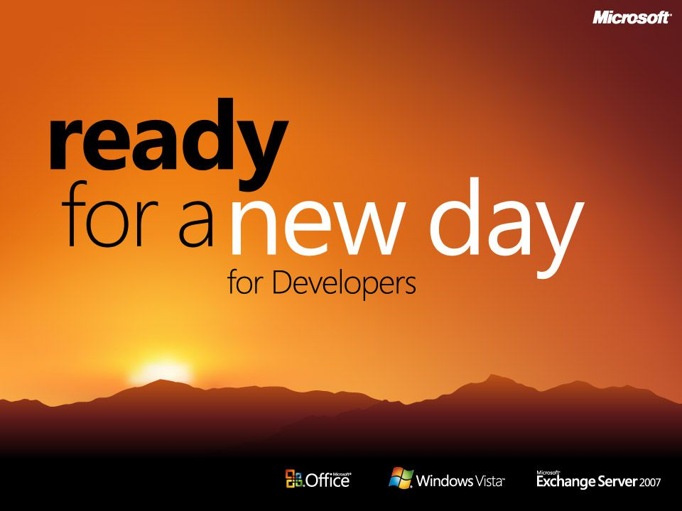Solution Development Using the 2007 Microsoft Office System Open XML File Formats Microsoft Corporation