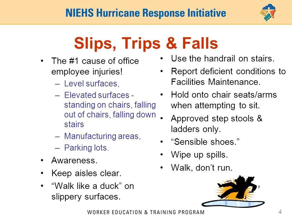 34 Emergencies: How do we report emergencies & get assistance.