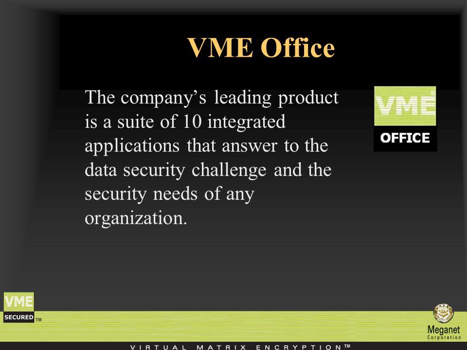 Advanced Settings Administrator Settings in VME Office 2004