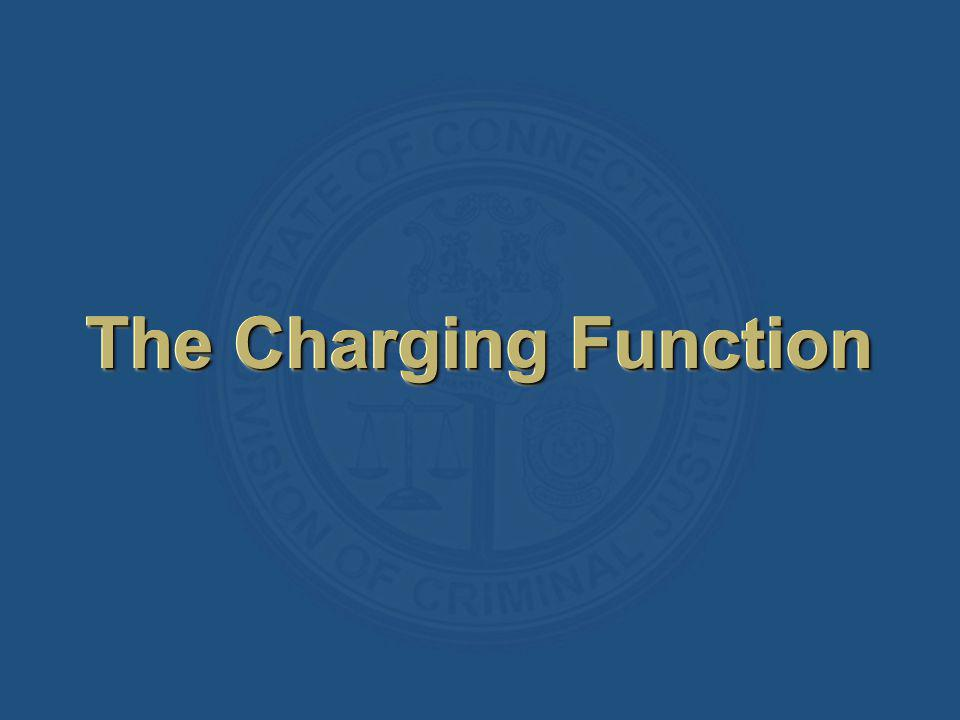 The Charging Function
