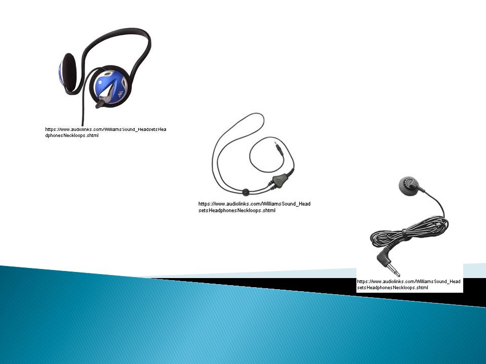 ClearSounds CLA7BT Bluetooth Wireless connectivity between your cell phone and hearing aid Amplified Neck Loop T-coil inductive neck loop and Bluetooth transceiver with built-in microphone and volume control Dont forget about these….