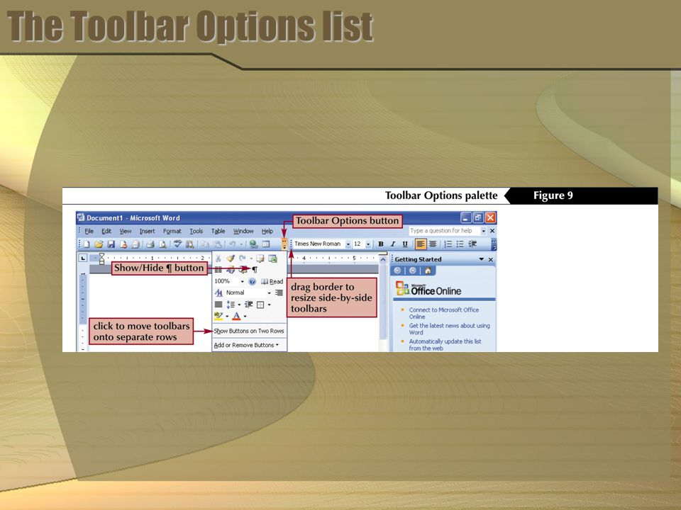 Using Task Panes A task pane is a window that provides access to commands for common tasks youll perform in Office programs.