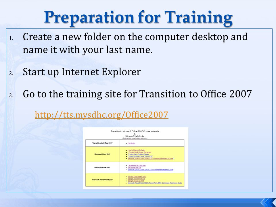 Opening Office 2007 files in a previous version Colleagues who have Word, Excel, or PowerPoint versions 2000 through 2003 (and the latest patches and service packs) can open 2007 files.