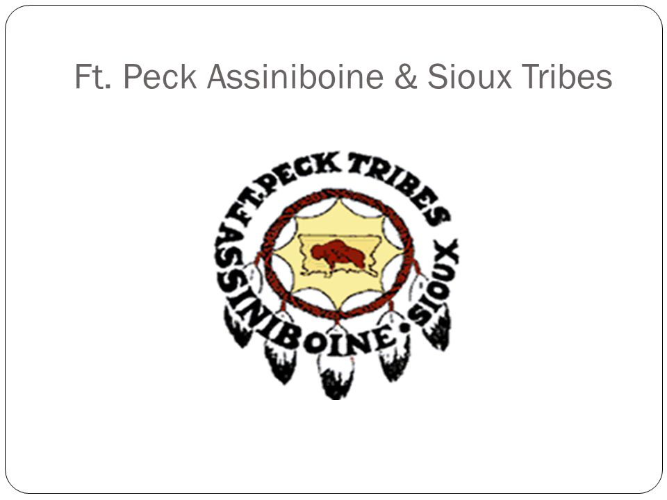 Ft. Peck Assiniboine & Sioux Tribes