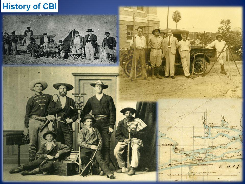 1 N N History of CBI