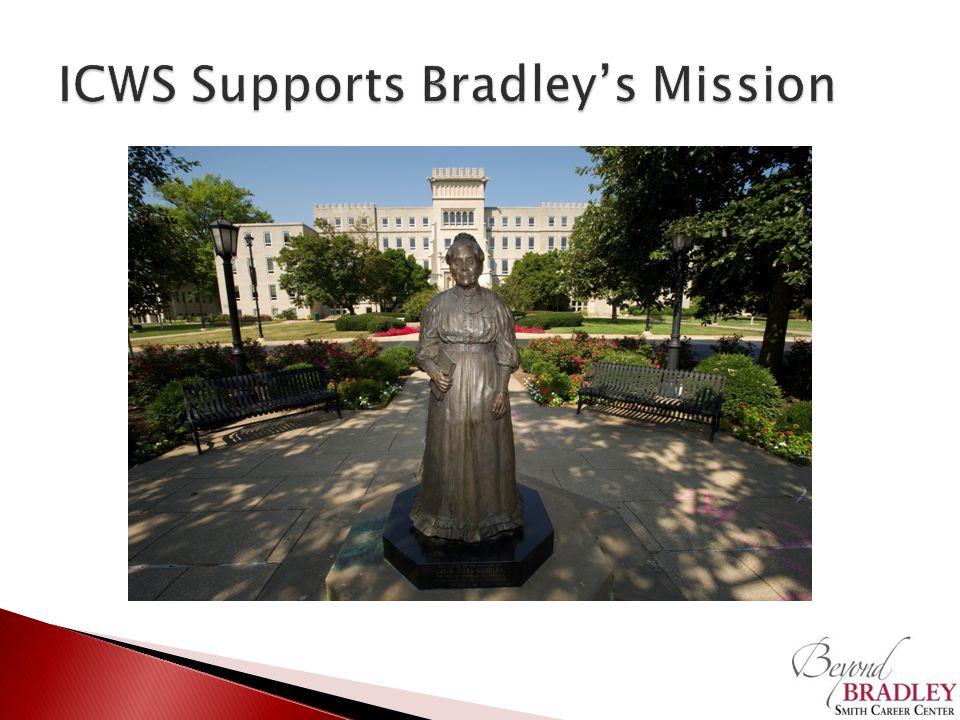 1964 Engineering Co-op Program Started 1981 Bradley awarded Cooperative Education Demonstration Grant 1982 Established Co-op/Intern Faculty Adv.