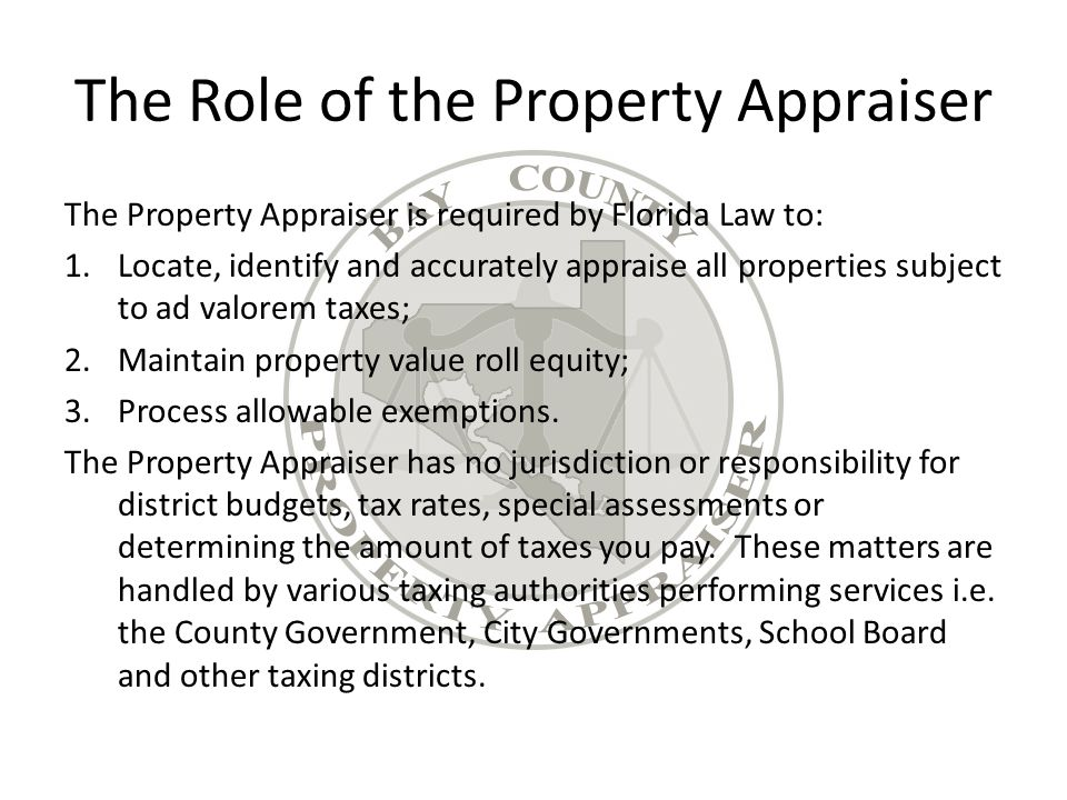 What if I Believe the Assessment of My Property is Incorrect.