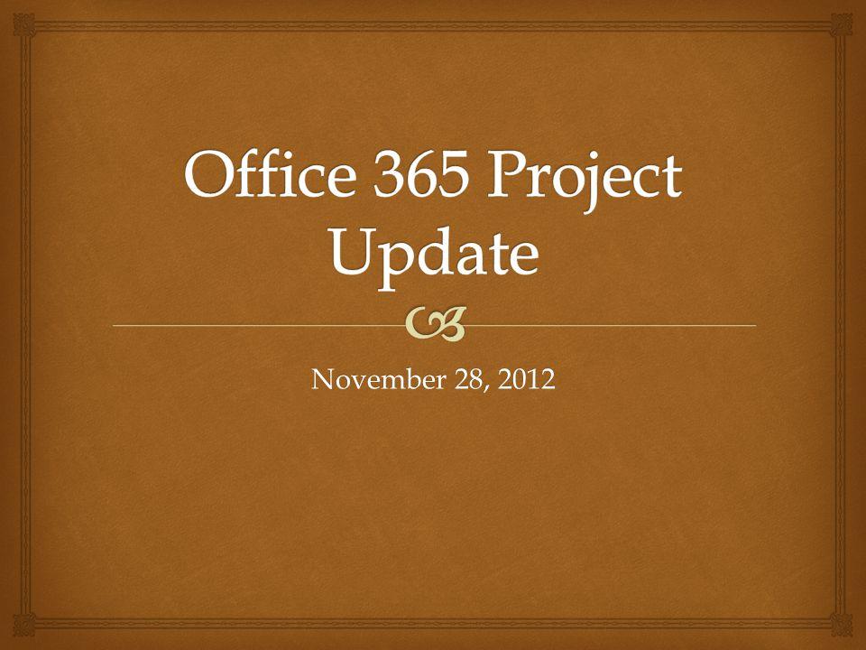 November 28, 2012