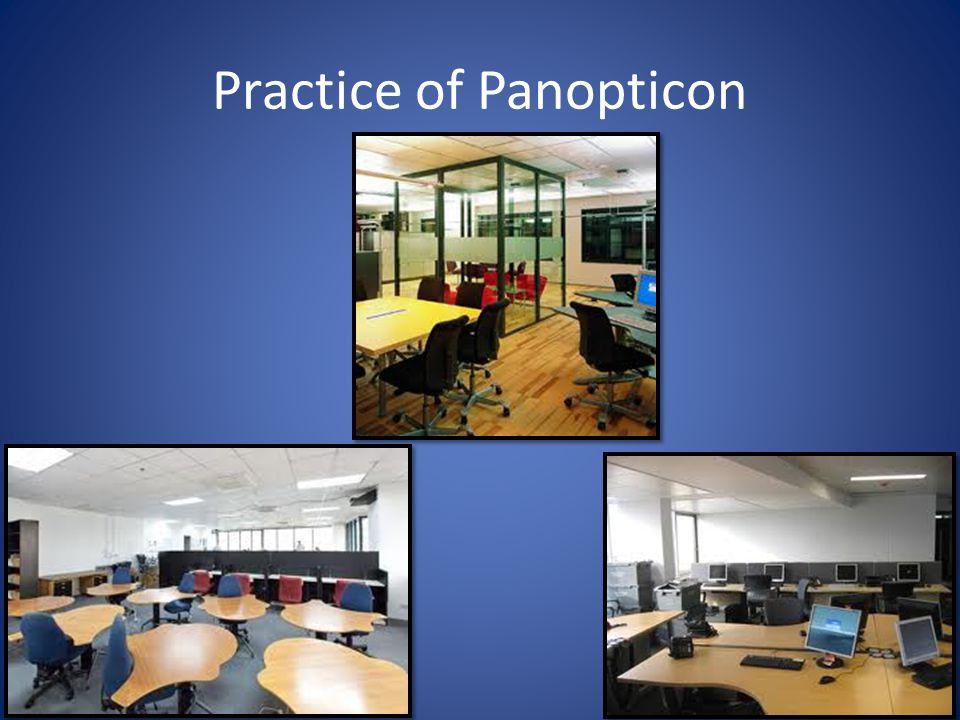 Practice of Panopticon