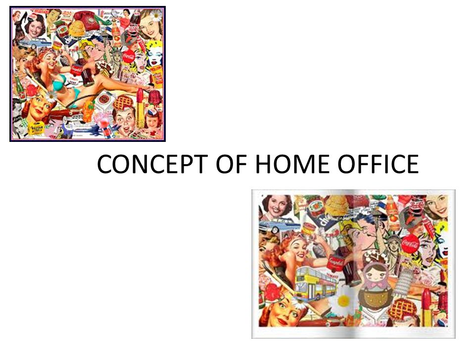 When people came to home office, they see more comfortable and quieter.
