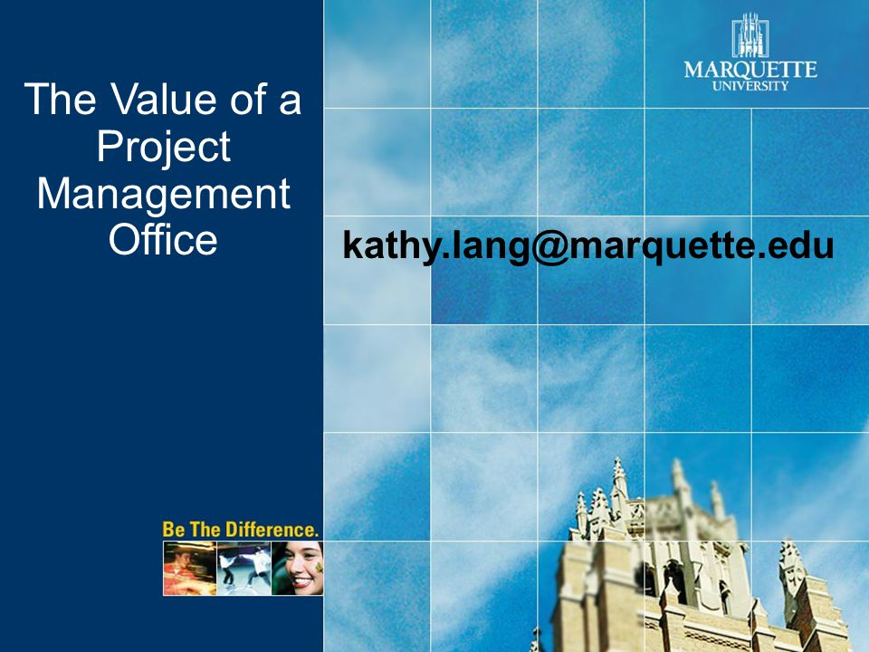 The Value of a Project Management Office
