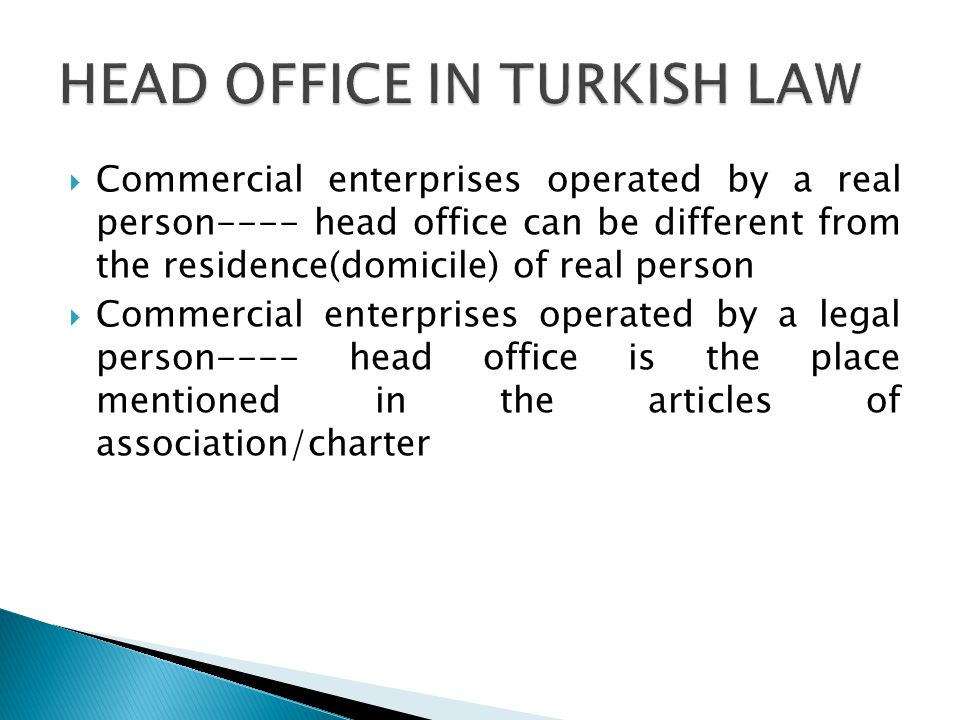The legal and commercial affairs of X Export- Import Ltd.