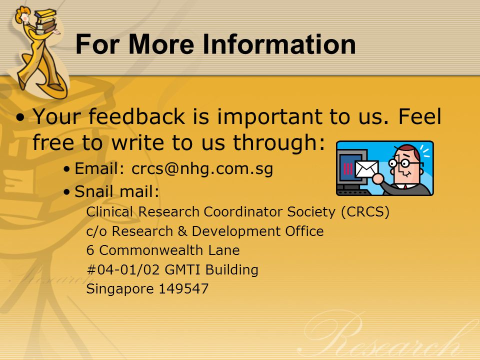 Your feedback is important to us.