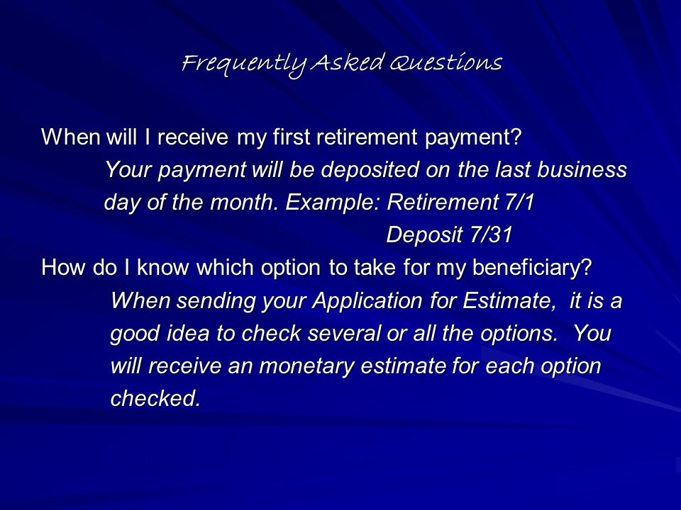 Form #766 Federal & Maryland Tax Withholding Request. This form must be completed for your retirement to be processed. You can contact your tax prepar