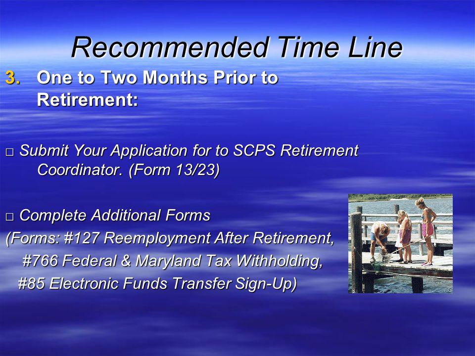 Enjoy your Retirement!