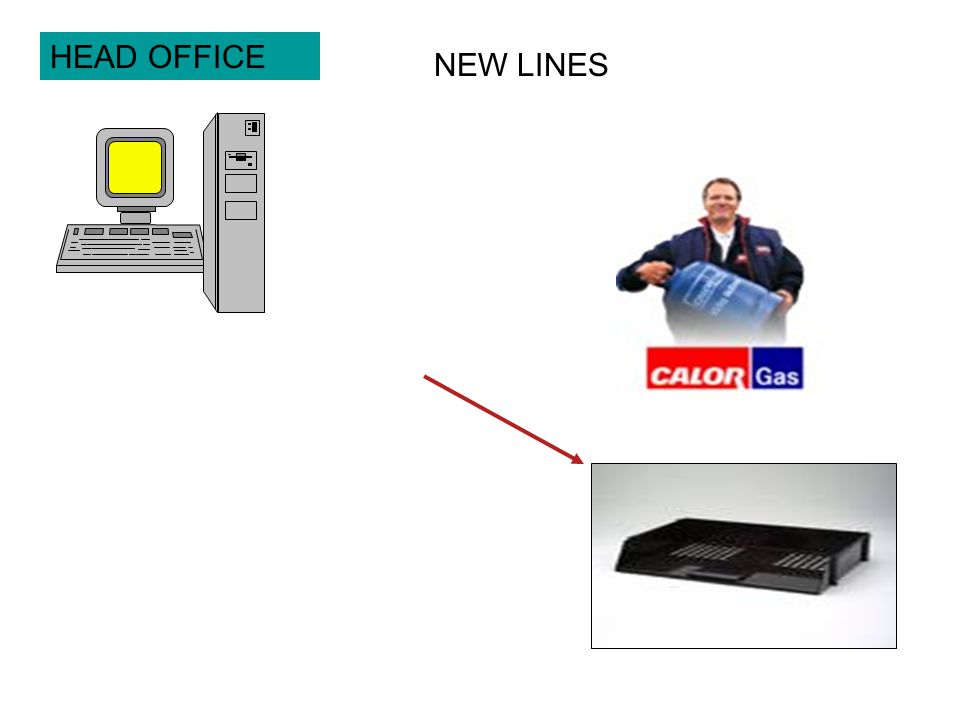 HEAD OFFICE NEW LINES
