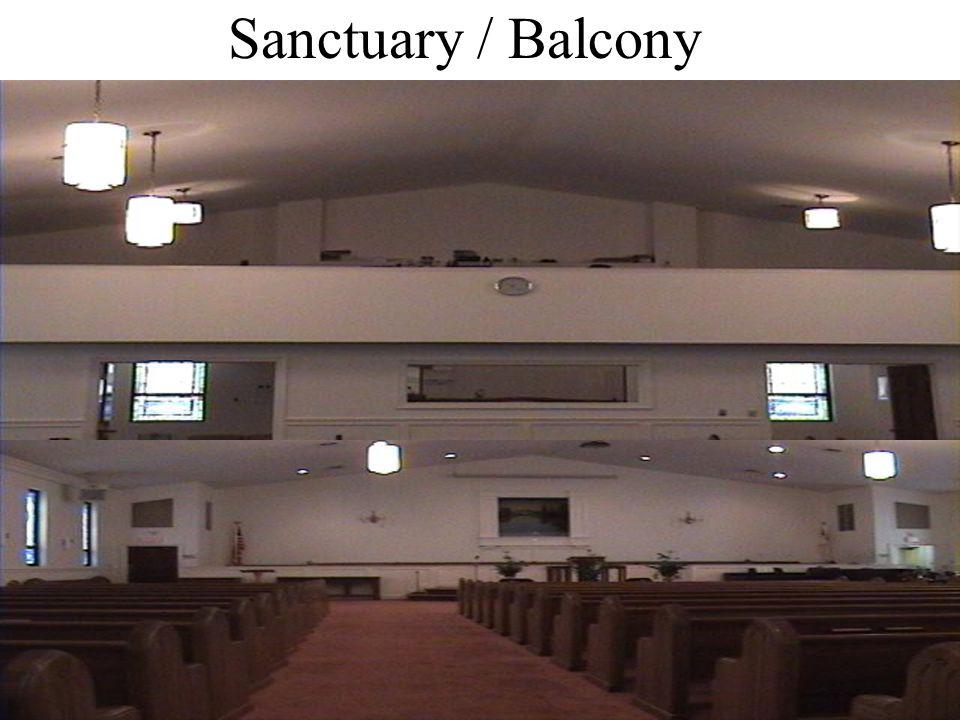Sanctuary / Balcony