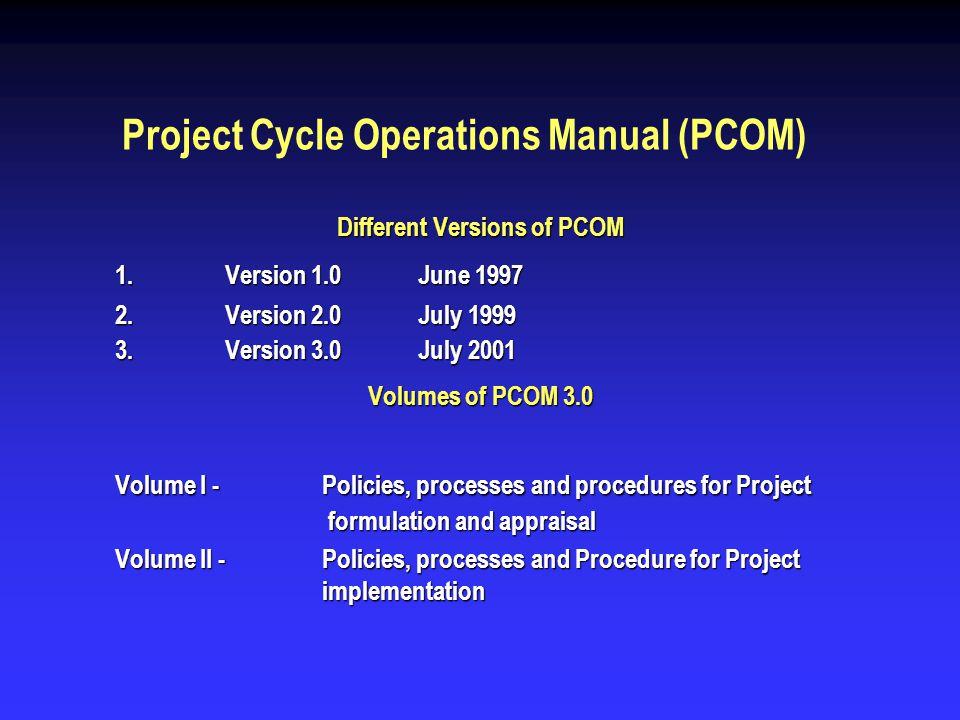 Project Implementation Framework 1.