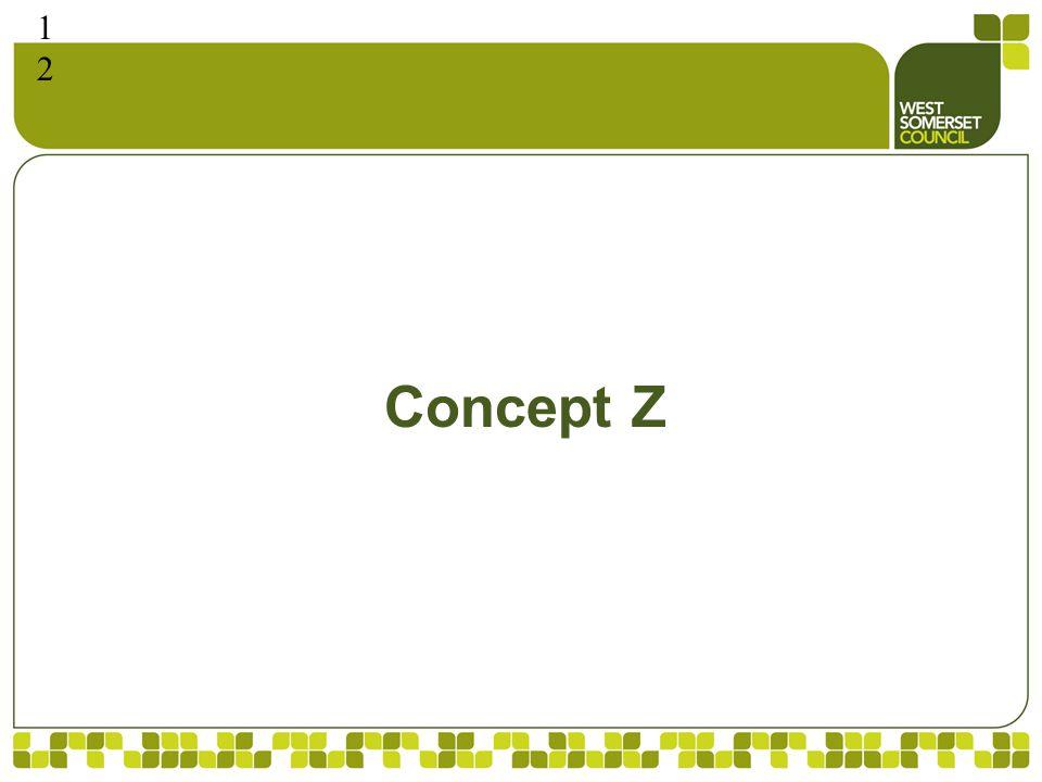 Concept Z12