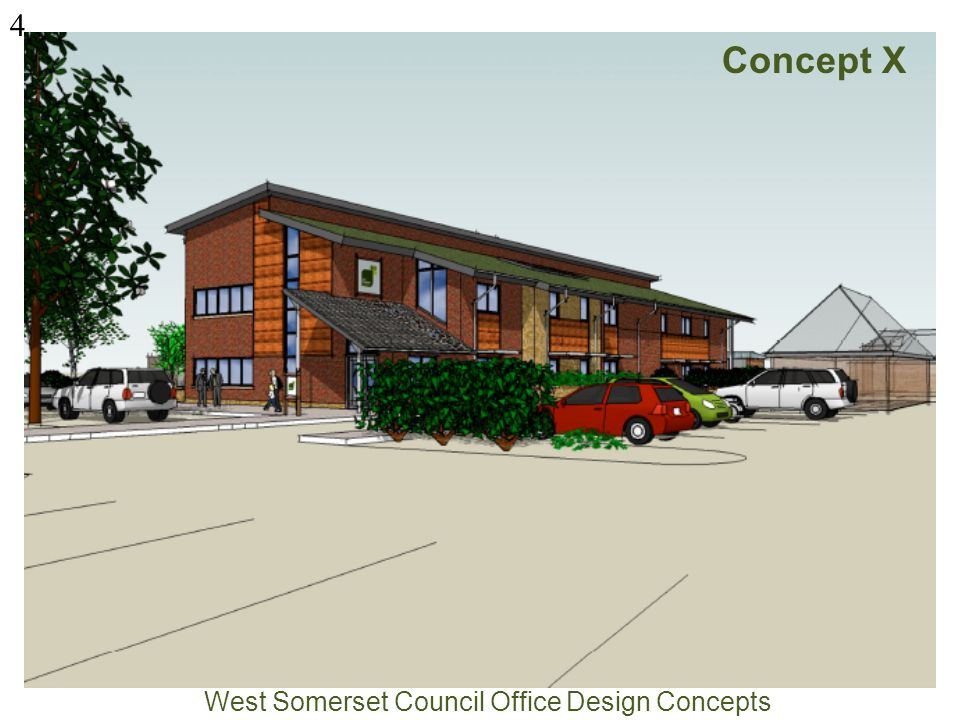 Concept X West Somerset Council Office Design Concepts 4