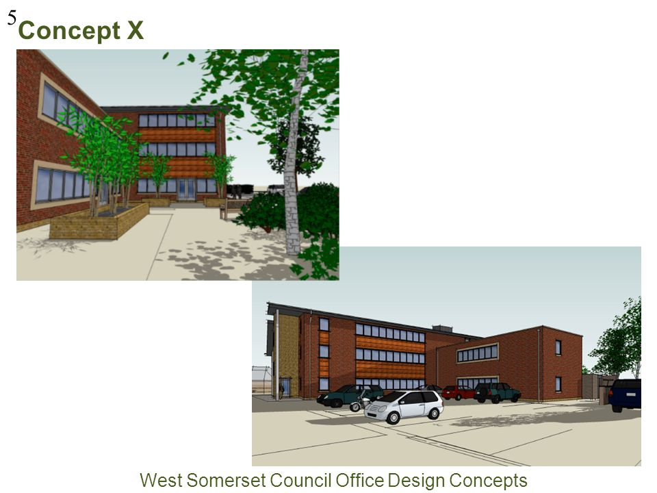 Concept X West Somerset Council Office Design Concepts 5