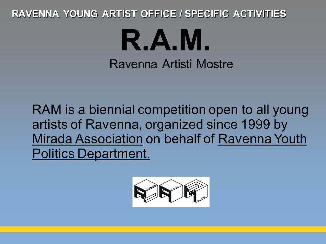 R.A.M.