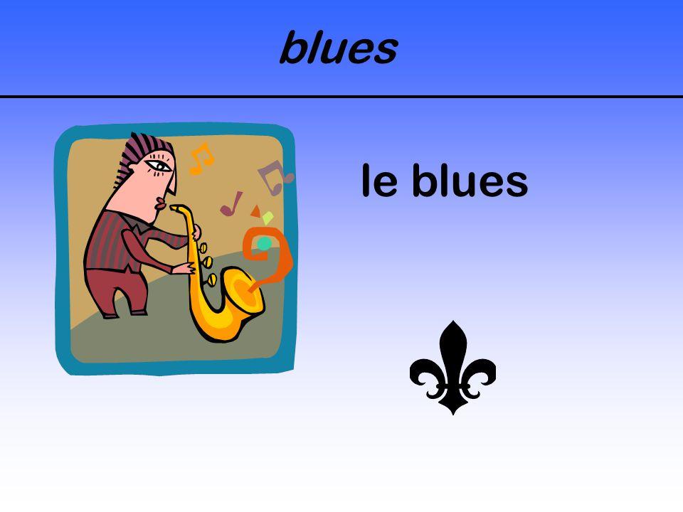 blues le blues