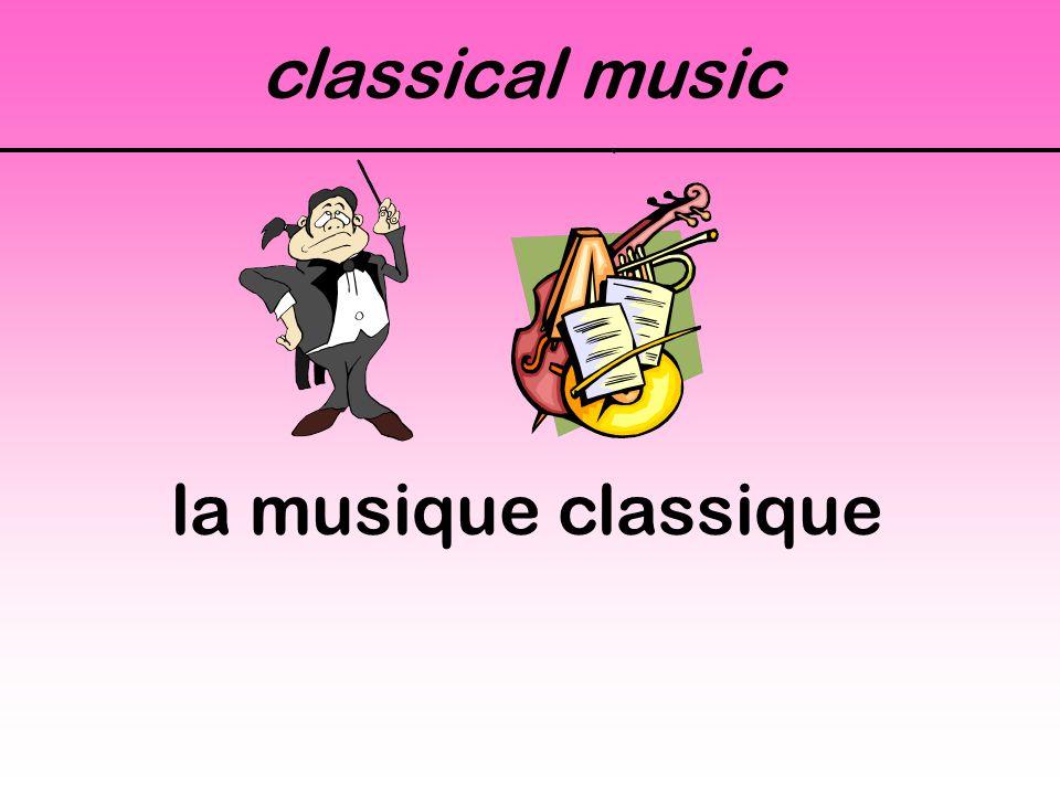 classical music la musique classique