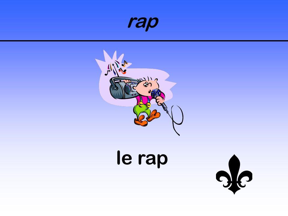 rap le rap