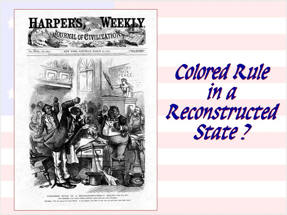 Colored Rule in a Reconstructed State ?