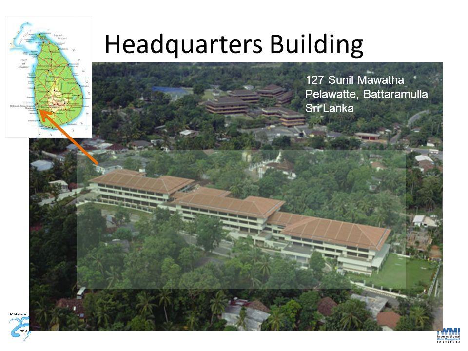 Headquarters Building 127 Sunil Mawatha Pelawatte, Battaramulla Sri Lanka