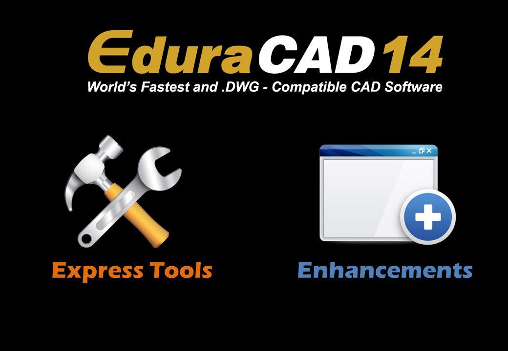 Express Tools Enhancements