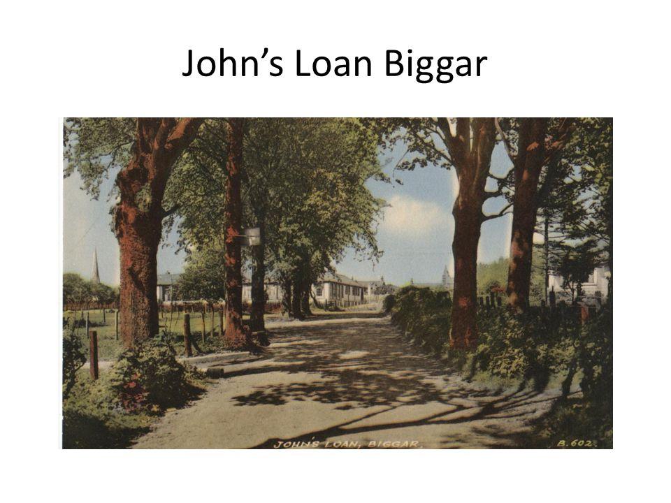 Johns Loan Biggar