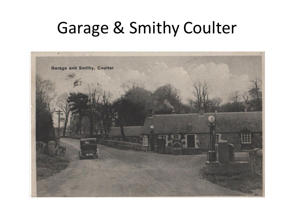 Garage & Smithy Coulter