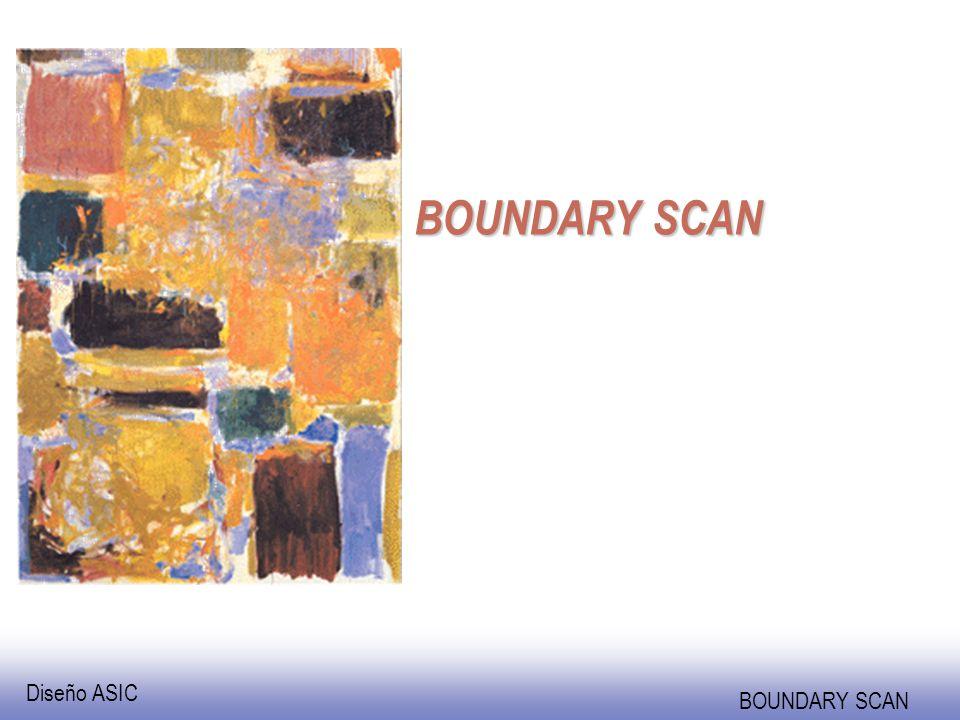 Diseño ASIC BOUNDARY SCAN INTEST Instruction n Purpose: 1.