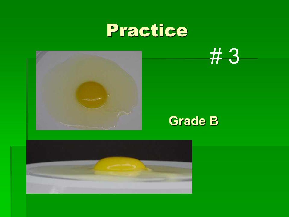 Practice Grade B # 3