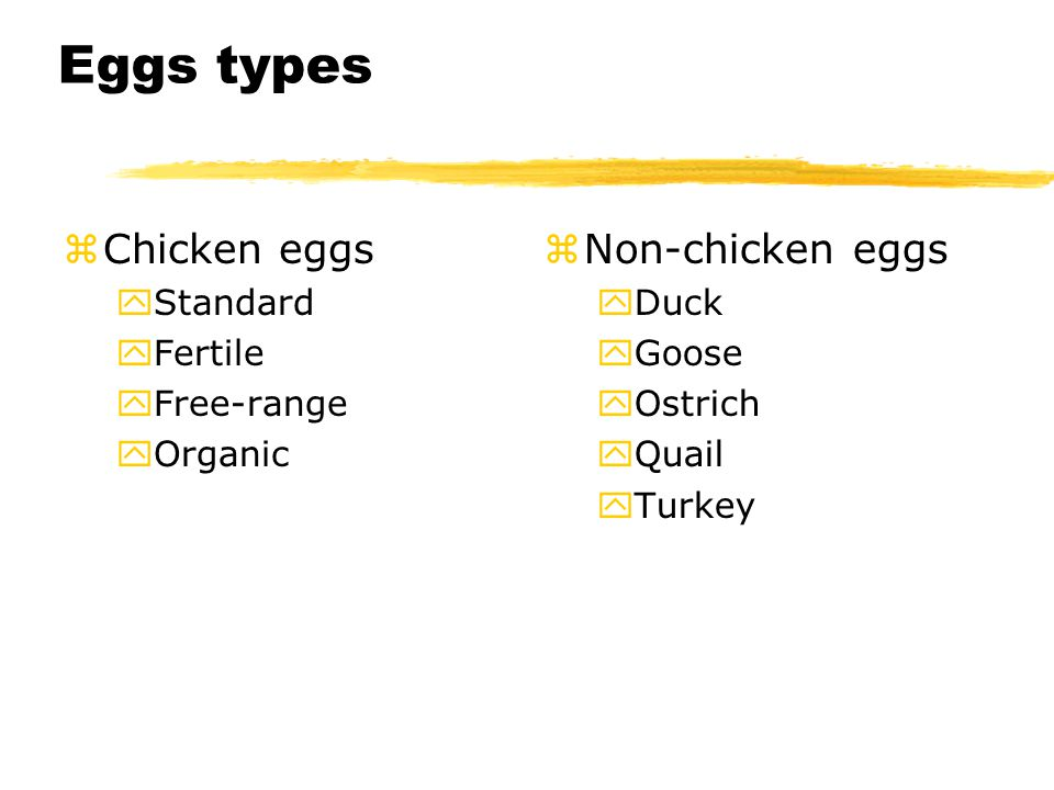 Uses of eggs in food preparation zBinding and coating zLeavening zEmulsifying agent zInterfering agent zClarifying agent