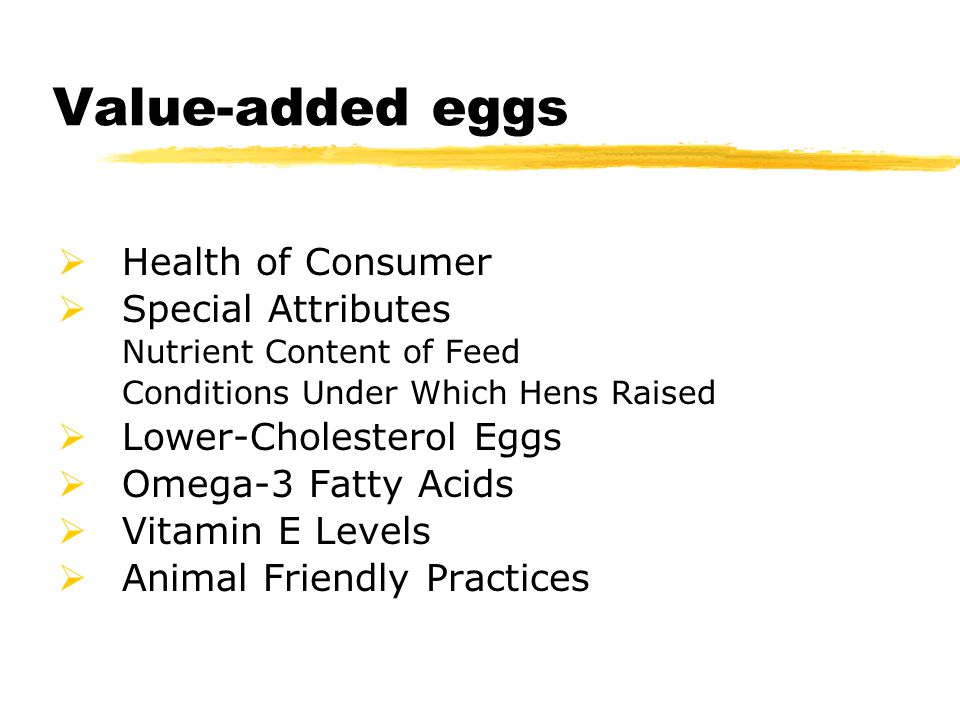 Changes in the egg quality zOccurs as soon as egg is laid zAre affected by the conditions the egg is held.