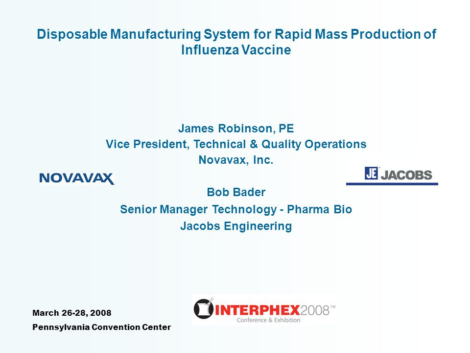 12 Influenza Vaccine Production Traditional Flu Vaccine Production*: Insect Cell Culture-Based Flu Vaccine Production: Cell Substrate Preparation Remove Cells, Purify Virus Infect & Incubate Inactivate Virus Infect Incubate Candle Chill Harvest