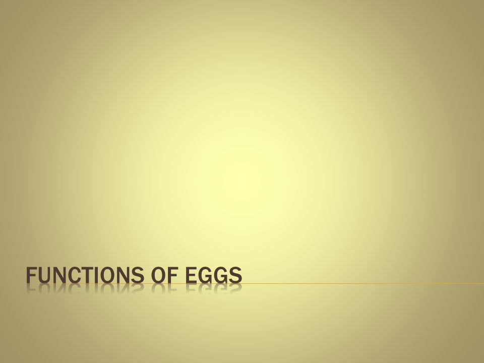 Eggs are used to help a coating adhere to a food
