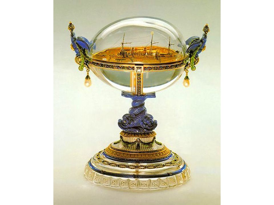 You can buy replicas faberge souvenirs from $80 to $200 US Dollars