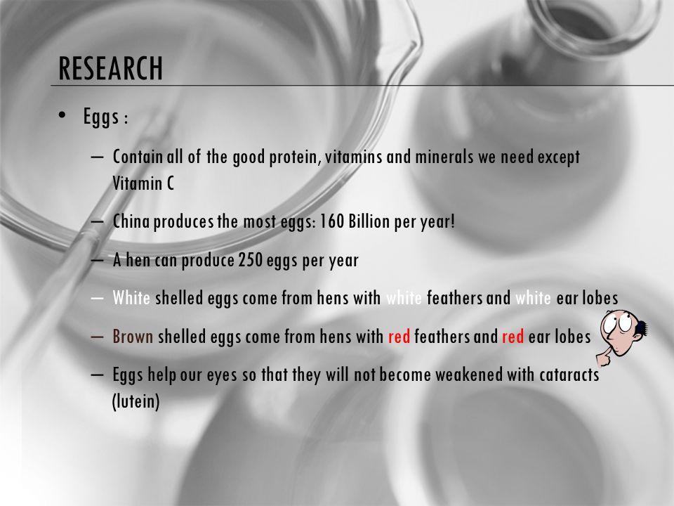 WORKS CITED Interesting Egg Fact. http://didyouknow.org/eggs/http://didyouknow.org/eggs/