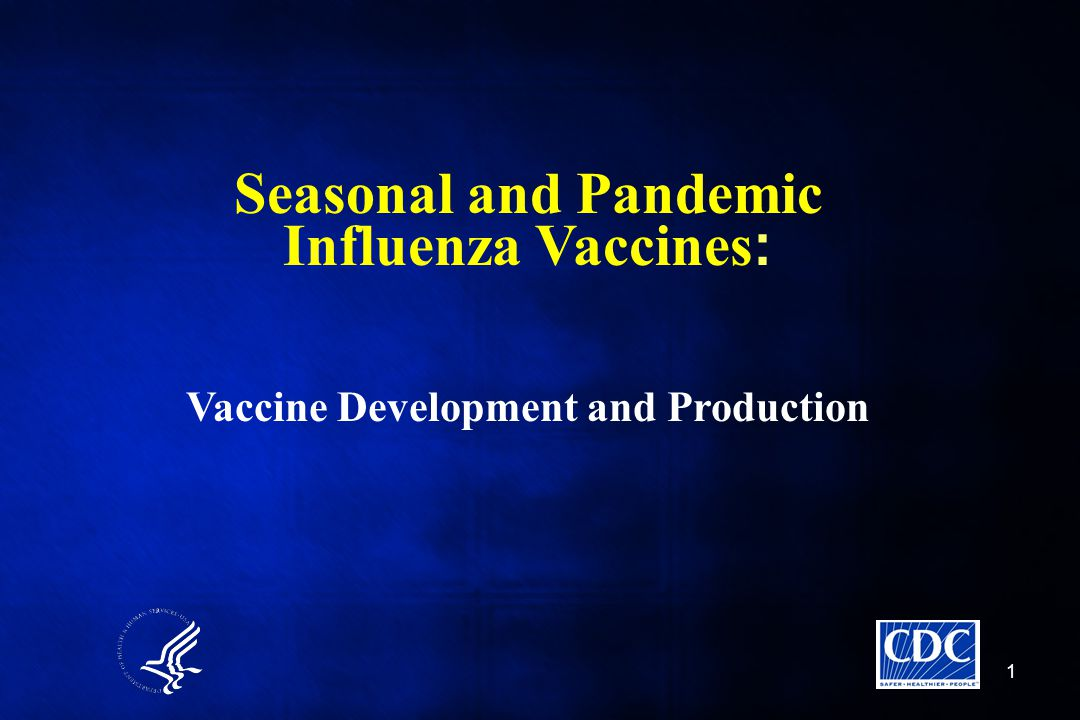 Pre-pandemic: Vaccine Planning Definition: Vaccines developed against influenza viruses that are currently circulating in animals and that have the potential to cause a pandemic in humans Rationale: might provide priming or limited protection against pandemic strain Goal: Reduce morbidity or mortality Might not reduce number of viral infections Problem: Which vaccine strains, and when should it be given.