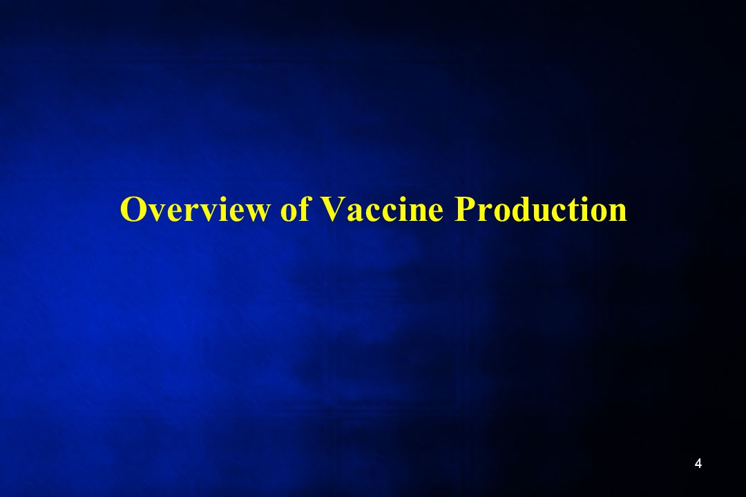 Pandemic Preparedness: Vaccine Development Strategy Strategies guided by the public health community WHO is expected to coordinate these efforts Manufacturers are being encouraged to develop vaccines that will meet global demand Countries/regions are being encouraged to articulate their needs/plans for Demonstrating burden of seasonal influenza Seasonal influenza vaccine Pandemic influenza vaccine 45