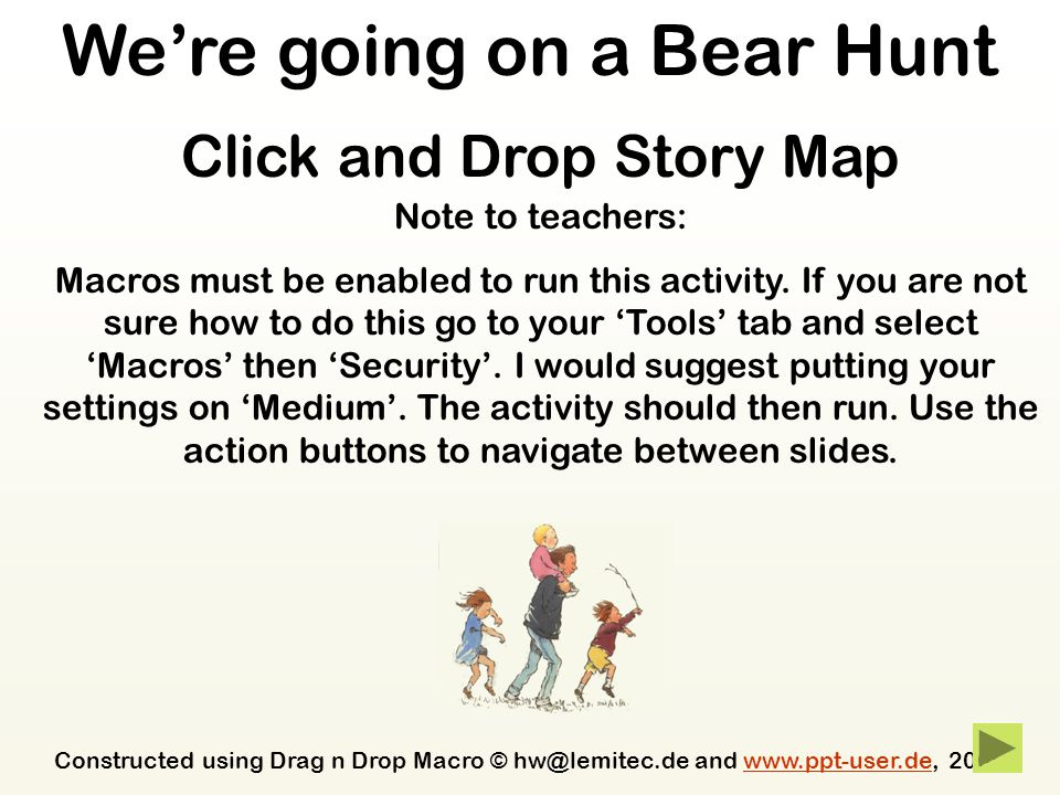 Use this slide for testing Click to pick up this object...... and click again to drop it here